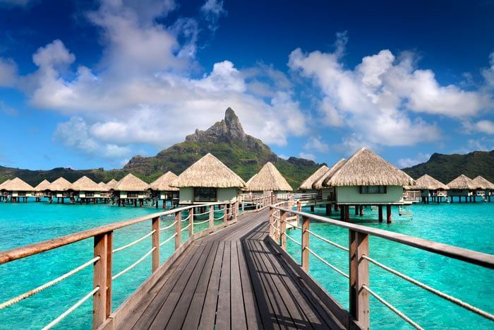 photo le méridien bora bora