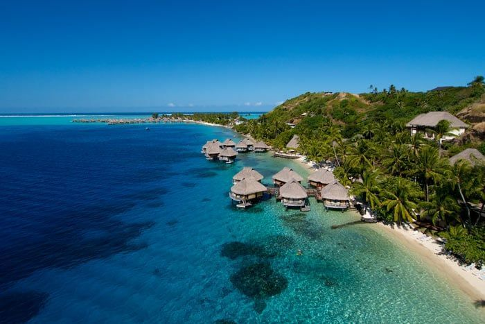 Hôtel Maitai Bora Bora 4*, Polynésie