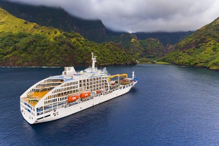 Croisière Aranui, Polynésie