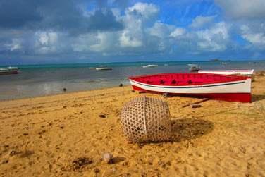 La jolie plage de Anse Mourouk