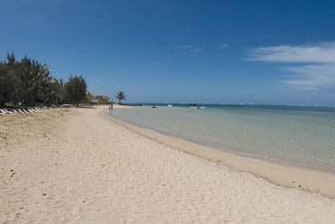 Vous voilà tout simplement sur l'île Rodrigues