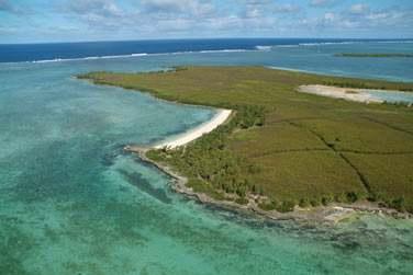 au coeur de l'océan Indien, à 650 km de l'île Maurice...