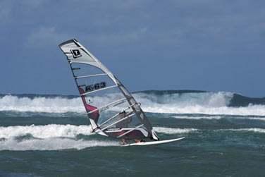N'oubliez pas de tester le windsurf...