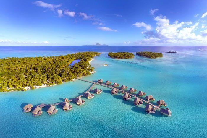 Hôtel Le Taha'a Island Resort & Spa 5* Luxe, Polynésie
