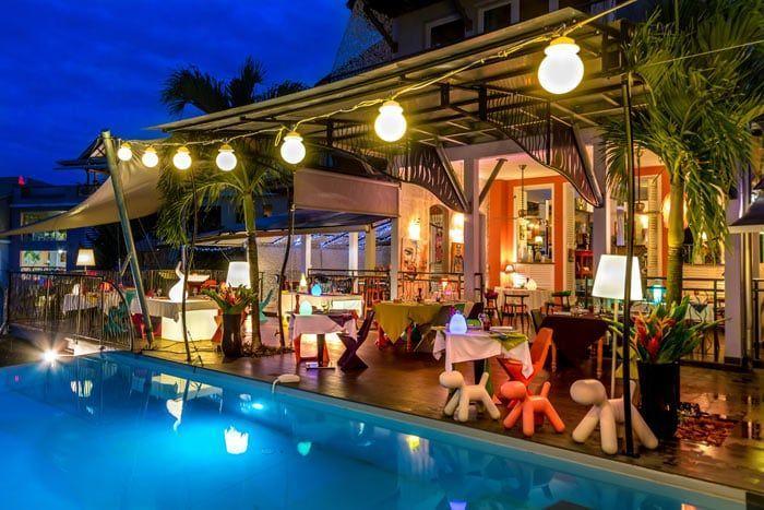 Photos h tel la suite villa martinique for Boutique hotel martinique
