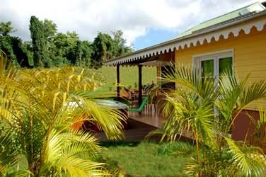 Villa terrasse et jardin
