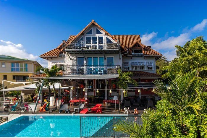 Hôtel La Suite Villa 5*, Martinique