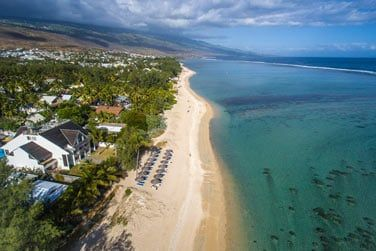 Situé sur la côte Ouest de La Réunion