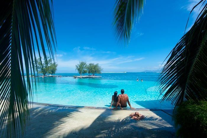 Hôtel Manava Suite Resort Tahiti 4*, Polynésie