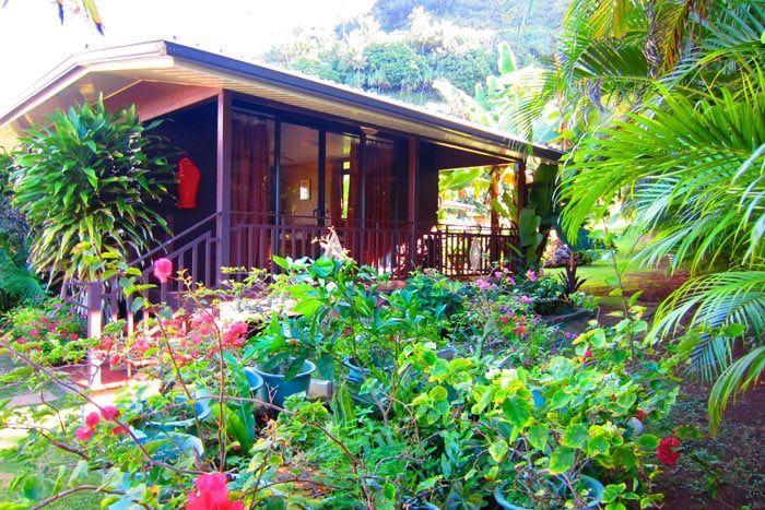 Hôtel Pension Manotel - Rurutu, Polynésie