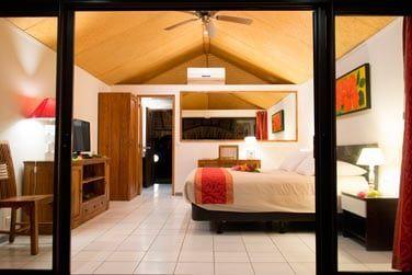 La décoration du bungalow