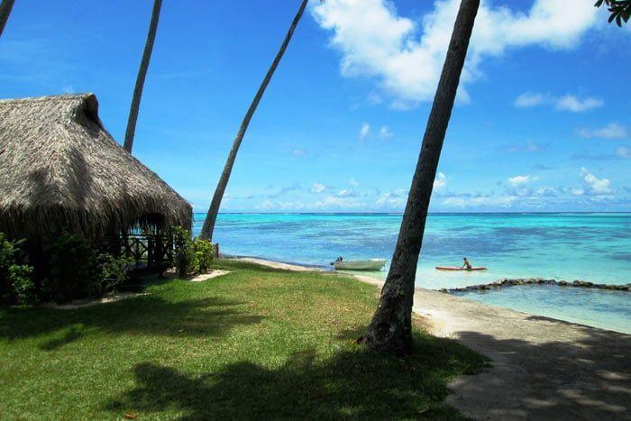 Hôtel Hibiscus Moorea 2*, Polynésie