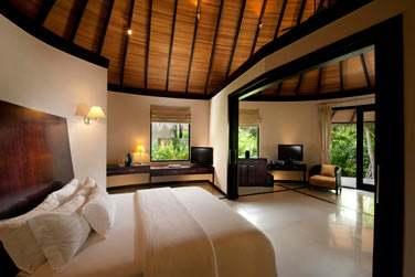 La chambre d'une 'Pool Beach Villa'