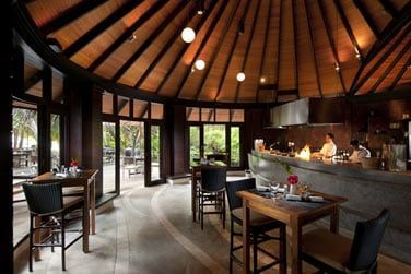 Dînez sous les palmiers et dégustez les saveurs du Vietnam au restaurant Bamboo