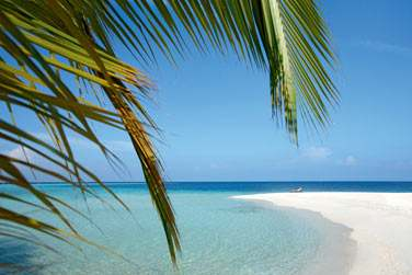 L'hôtel est situé sur l'atoll Ari, l'un des plus beaux sites des Maldives...