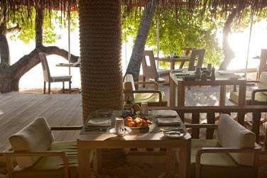 Le restaurant Manta vous propose un véritable voyage autour du monde, les pieds dans le sable.