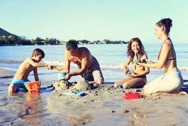 Créez de superbes souvenirs de vacances  en famille ...