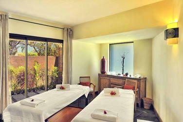 Rendez-vous au Spa de l'hôtel pour une petite pause bien-être !
