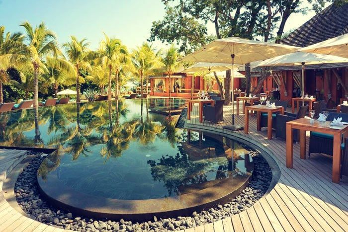 Hôtel Tamarina Golf & Spa Boutique Hotel 4*, Ile Maurice