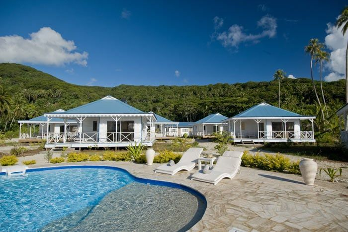 Opoa Beach Hotel - Raiatea