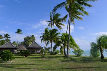 A Bora Bora ..