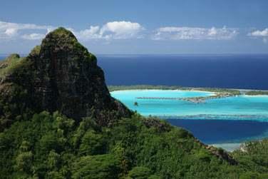 Puis Bora Bora ..