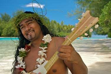 La gentillesse du peuple Polynésien ..