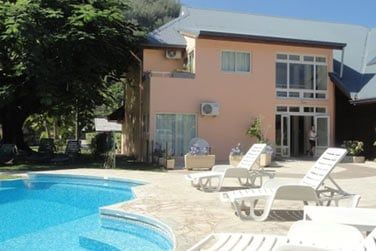 La piscine pour d'agréables pauses fraîcheur !