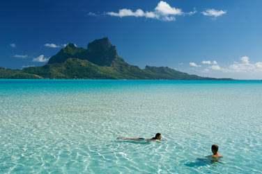 Vous profiterez de ce séjour pour découvrir les superbes fonds marins ..