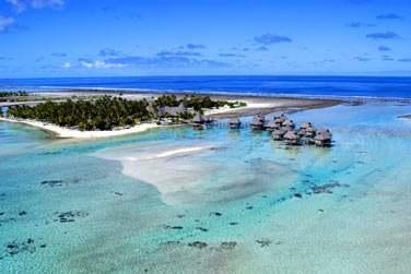 A l'hôtel Tikehau Pearl Beach