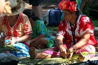 La Polynésie authentique ..