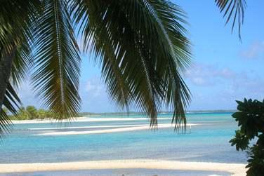 et enfin à Tikehau .. Bienvenue en Polynésie !