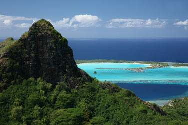 A Bora Bora ...