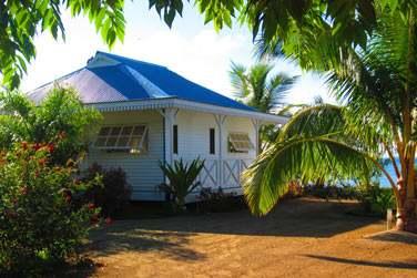 Situé au Sud de l'ile de Raiatea ..