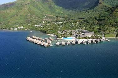 Et c'est l'hôtel Moorea Pearl qui vous accueillera ...