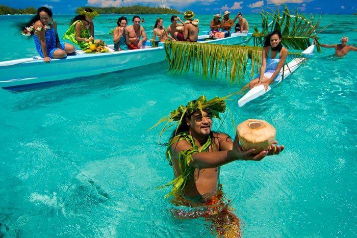 Combiné 6 îles - Polynésie essentielle