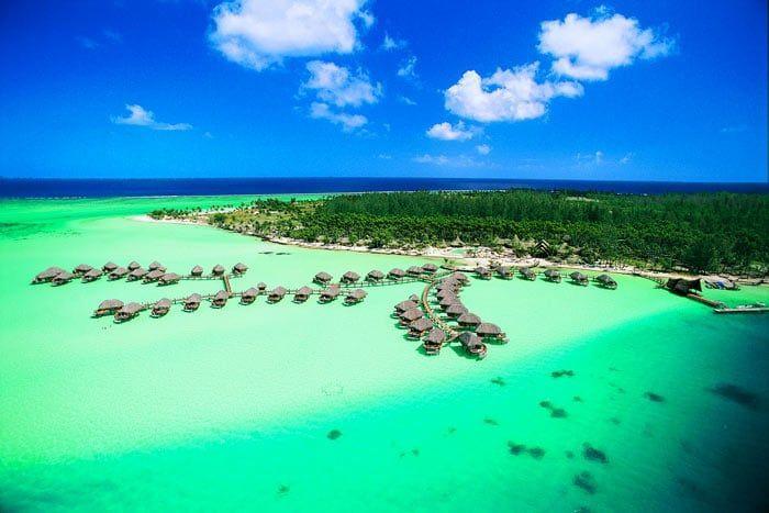 Combiné 6 îles - Rêves d'évasion