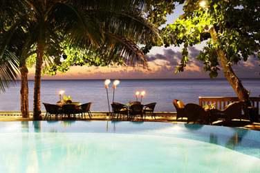 et vous offrira confort et volupté pour votre dernier nuit au coeur du Pacifique