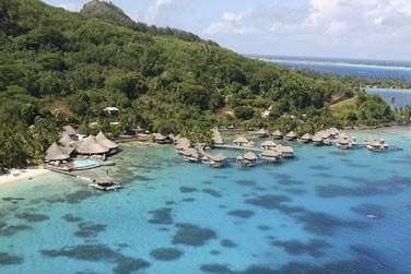Vous commencerez votre périple par la découverte de l'ile de Bora Bora