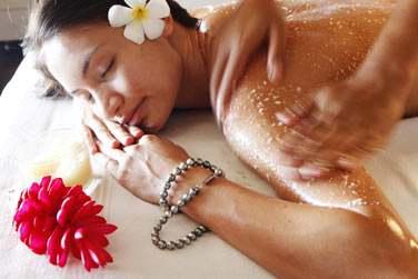 Quant à un petit passage au spa, c'est indispensable pour votre bien être !