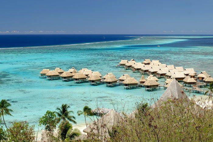 Combiné 3 îles - Romance polynésienne