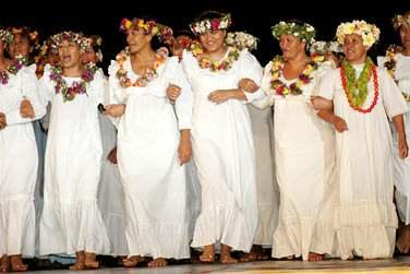 Ouvrez grand votre cœur .. vous êtes en Polynésie !