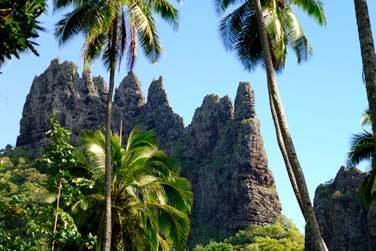 L'archipel le plus jeune de la Polynésie ..