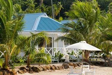 Opoa Beach est un magnifique hôtel de charme