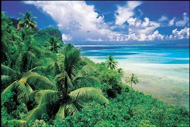 'le petit Bora Bora ' ..