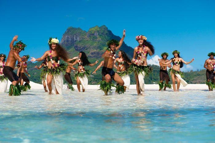 Combiné 5 îles - Luxe Enchanteur