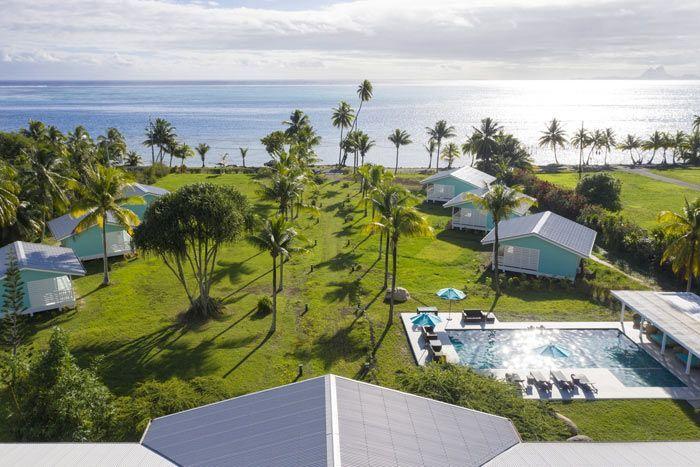 Hôtel Raiatea Lodge 3*, Polynésie
