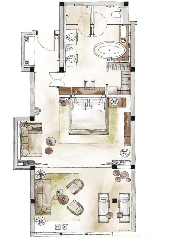 Maison Moderne A Vendre Canada : Hôtel The St Regis Mauritius Resort 5 Luxe Ile Maurice