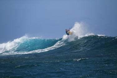 l'un des meilleurs spots de kitesurf au monde...