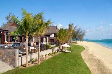 pour un séjour entre amis ou en famille, optez pour la villa sur la plage